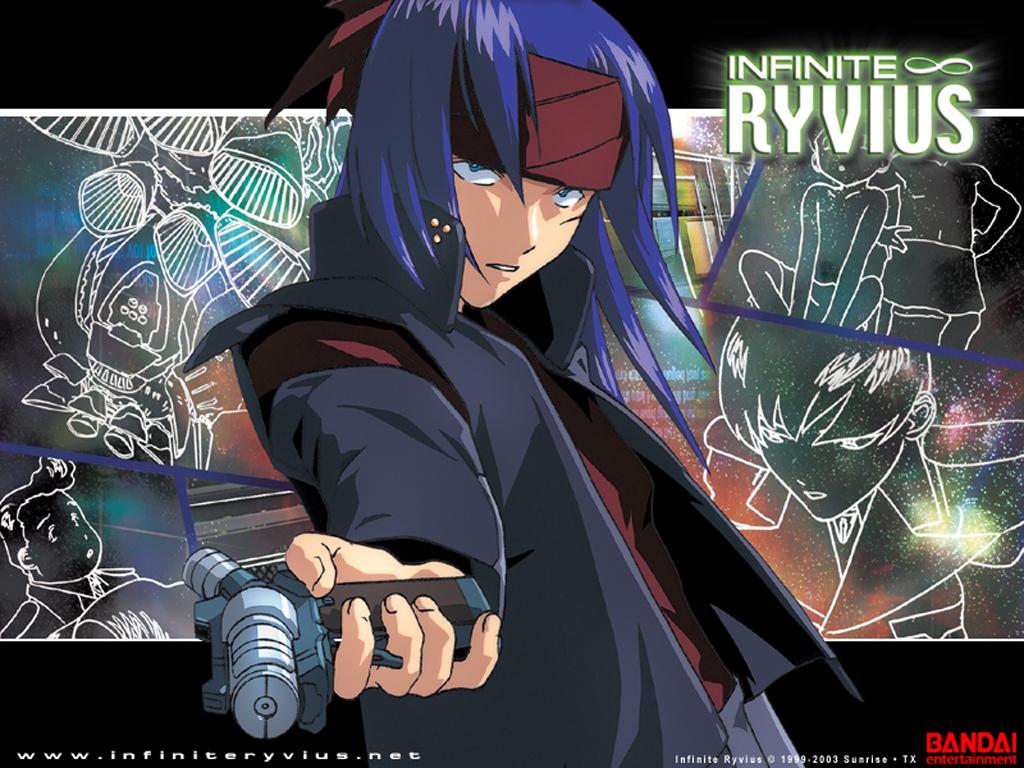 desktop background ryvius anime